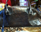 Focus Paris Handbag - Leather Made in France