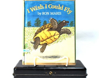 I Wish I Could Fly by Ron Maris HC