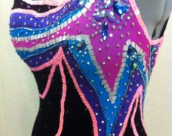 Fringe Dance Latin Dress