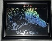Wolf's Rain Original anime Etching