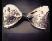 The Walking Dead Inspired Bow-3 1/2 Inches-Ready to Ship