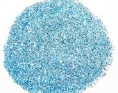 Sky Blue SOLVENT RESISTANT Glitter 0.015 Hex - 1 Fl. Ounce for Glitter Nail Art, Glitter Nail Polish & Glitter Crafts