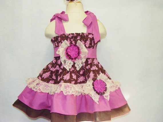 Baby Girl Summer Dress 2T Toddler Clothes READY TO SHIP