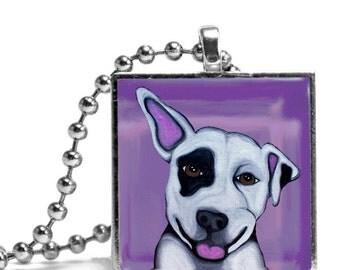Pit Bull (Grace) Necklace - Original Design