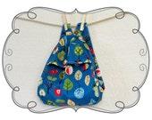 Toddler/Kids Blue Backpack