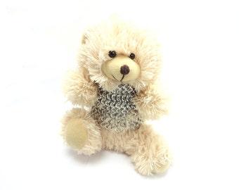 Teddy Bear Knight - Sir Go-Wayne - Chainmaille Armor