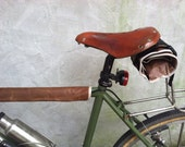 Toll Roll and Top Tube Protector, Bicycle accessory.