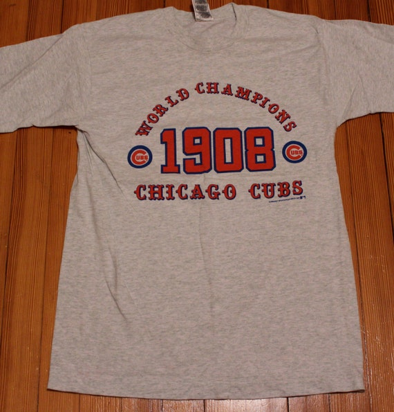 aa6001468 o2MOHF 1908 chicago cubs jersey
