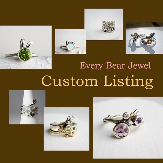 Custom Listing for Pavels