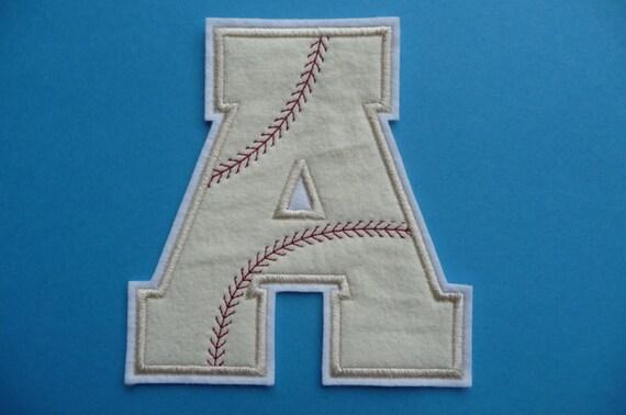 Baseball Alphabet Letters Baseball Alphabet 1