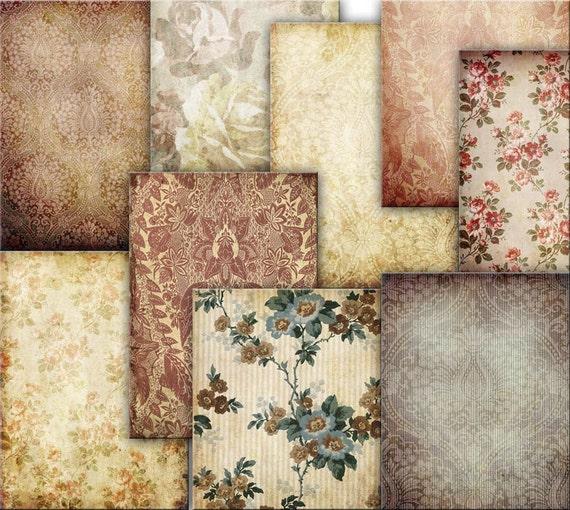 printable decoupage wallpaper borders - photo #36