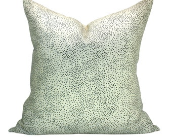 Kelly Wearstler Confetti pillow cover in Cream