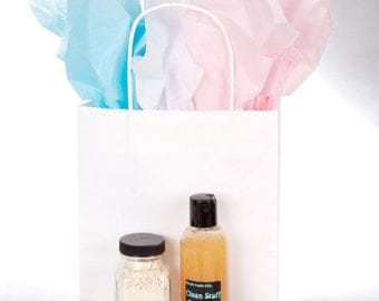 Gifts for Baby - A Naturally Derived Collection of Products to Pamper and Soothe Baby Blended Fresh to Order