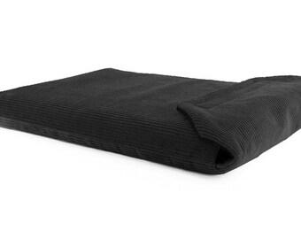 MacBook Air 11 inch Laptop Sleeve Case Cover - Black Corduroy