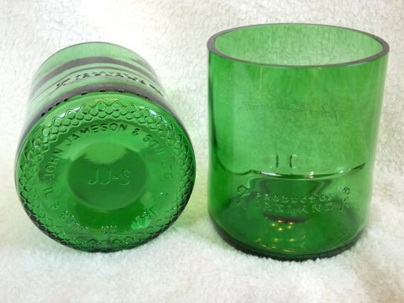 Pair of Jameson Whiskey glasses (2)