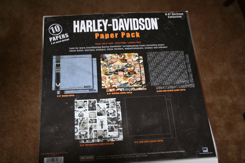Harley davidson essay