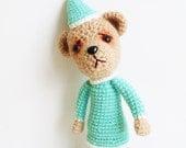PATTERN : Sleepless Teddy