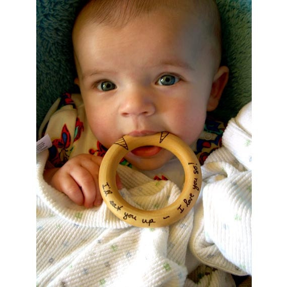 The Bean - Wild Things Teether
