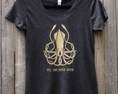 Game of Thrones -- Greyjoy Kraken Women's Scoop Neck Tee Shirt