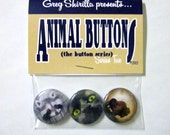 Animal Buttons (series 2)