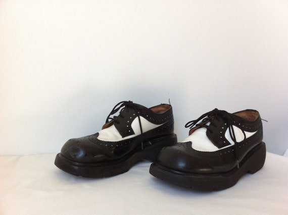 Wing Tip Shoes Women