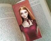 "Bookmark ""CELINE (Cameo Portrait)"""