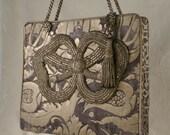 Gorgeous Fortuny Handbag