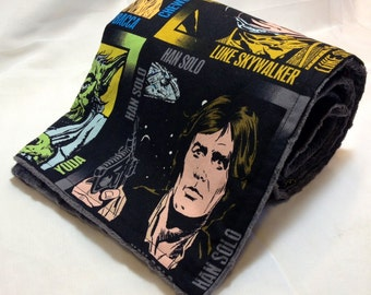 Star Wars Panel Blanket