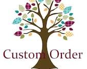Custom order for Ashley (aingram83)