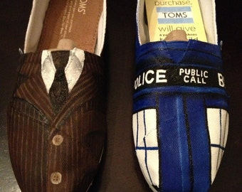 Doctor Who Toms- by MG Designs