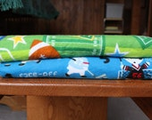 Gift Set of 2 Receiving/Swaddle Blankets