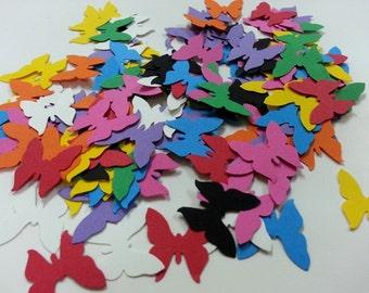Butterfly Die Cuts, Small Butterflies, Small Butterfly Confetti, Butterfly Table Scatter, Cardstock Butterflies, Mini Butterflies Confetti
