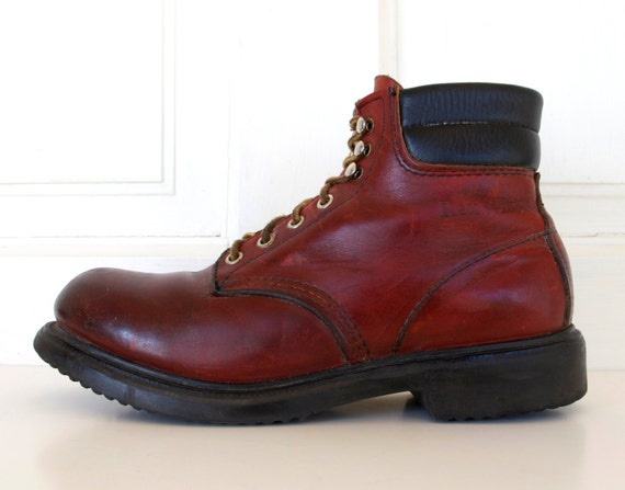Cool Red Wing Steel Toe Boots For Women | Tsaa Heel