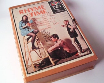 NBC Home Entertainment Rhyme Time Word Game