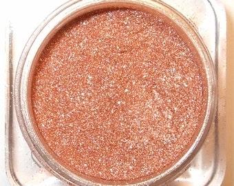 MIRAGE - Mineral Eye Shadow - Metallic Honey 3 grams or 5 grams