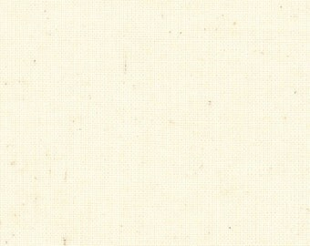 Muslin Fabric in Natural 60 x 60 - 45  inch - 9946-12 - by Moda Fabrics - 1 Yard