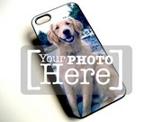 iPhone 5 Case - Personalized YOUR dog - Dog Lover iPhone Case 5 Case  - iPhone Cover - Your Pet Photo - Personalized iphone case