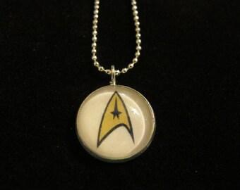 Star Trek Insignia Pendant