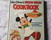 Vintage Disney Cookbook