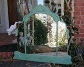 Items Similar To Painted Cottage Aqua Chic Romance Aqua