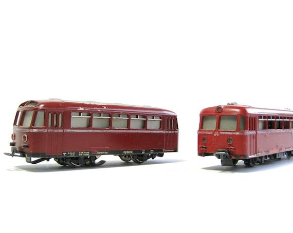 Vintage Model Train 56