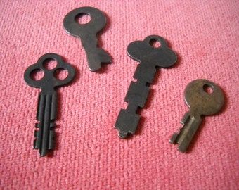 Keys To Frame or Photograph or Dream About or Use