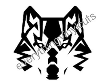 Popular Items For Wolf Head On Etsy