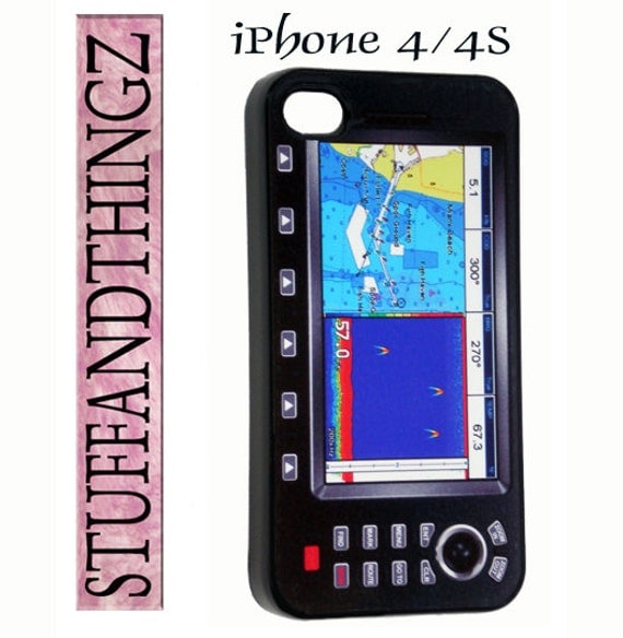 Items similar to iphone 4 4s digital fish finder with for Iphone fish finder