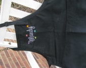 Embroidered Apron - Fun Mother's day-Father's Day gift