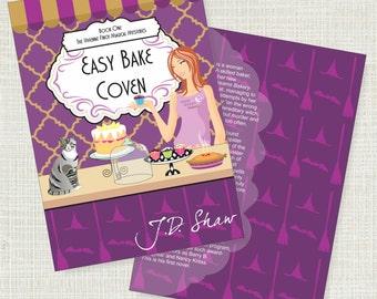 Custom Illustration Design, Book Cover, Book Design, Digital Illustration