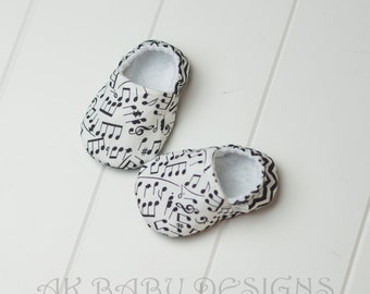 "SALE!!!   ""Elegant  Baby  Shoes"" - Little Andrew."