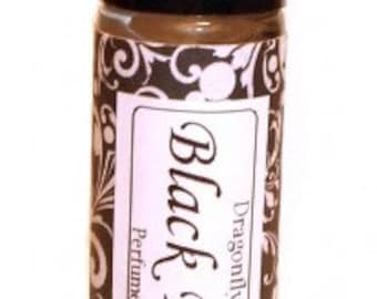 BLACK FOREST - Roll on Premium Perfume Oil - 2 sizes to choose from - 1/3 oz or 1/6 oz -  Kaffir lime, lemon, and ozonic notes