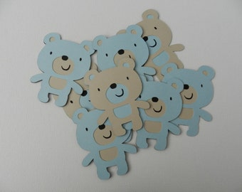 Teddy bear die cuts