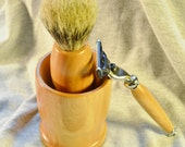Red Elm Shaving Set